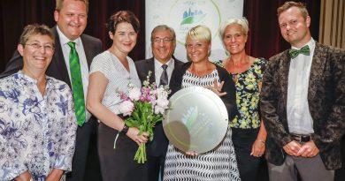European Green Leaf Award 2017 goes to Växjö